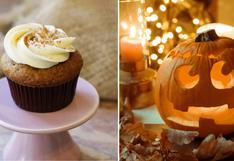 Halloween con toque peruano: ¿te animas a preparar estos cupcakes hechos con zapallo?