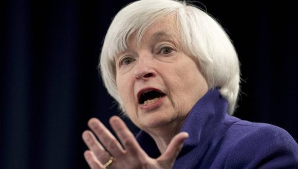 Estados Unidos impulsará en el G20 un acuerdo global sobre un impuesto a la renta empresarial, indicó el lunes la secretaria del Tesoro, Janet Yellen. (Foto: AP).