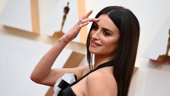 La actriz Penélope Cruz afirmó que cuando supo que iba a ser mamá dejó este hábito de lado. (Foto: Robyn Beck / AFP).