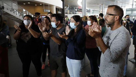 Iván Duque ha decidido implantar como medida preventiva la cuarentena obligatoria en toda Colombia (Foto: EFE)