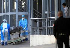 México registra más de 10.000 casos y 800 muertes de coronavirus en un día