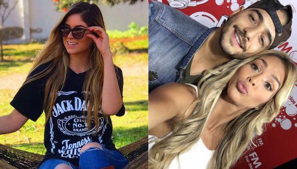 Doménica Delgado revela que Maluma  no conocer a Sheyla Rojas (Foto: Instagram)