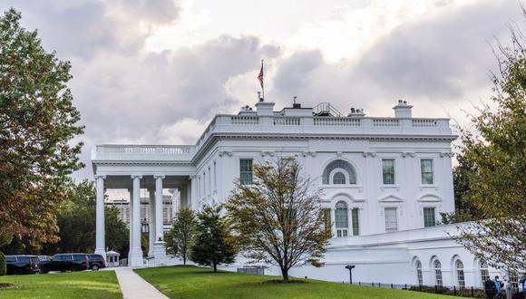 La Casa Blanca se muestra el viernes 2 de octubre de 2020 en Washington. (Foto AP / Manuel Balce Ceneta).