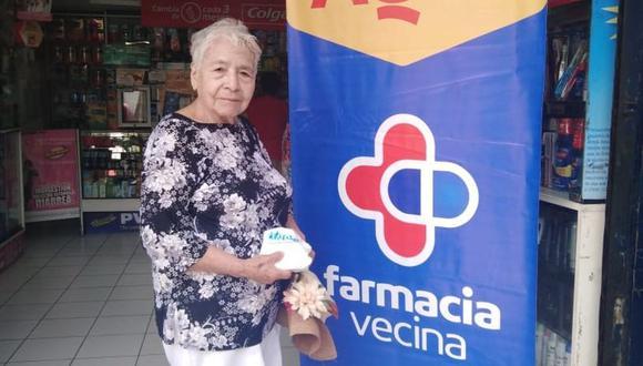 El Seguro Social indica que se han realizado más de 59 mil atenciones como parte de este proyecto en farmacias y boticas de barrio. (Foto: EsSalud)