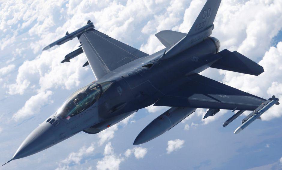 Estados Unidos aprueba la venta de poderosos cazabombarderos F-16 a Taiwán. (Reuters).