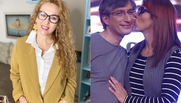 Katia Condos, esposa de Federico Salazar, tiene coronavirus. (Foto: @katiacondosseoane)