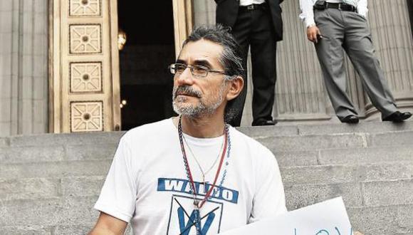 Waldo Ríos, ex gobernador de Áncash, afronta, desde inicios del año, una condena de cinco años por colusión en agravio de la Municipalidad de Huaraz. (Foto: Archivo / El Comercio)