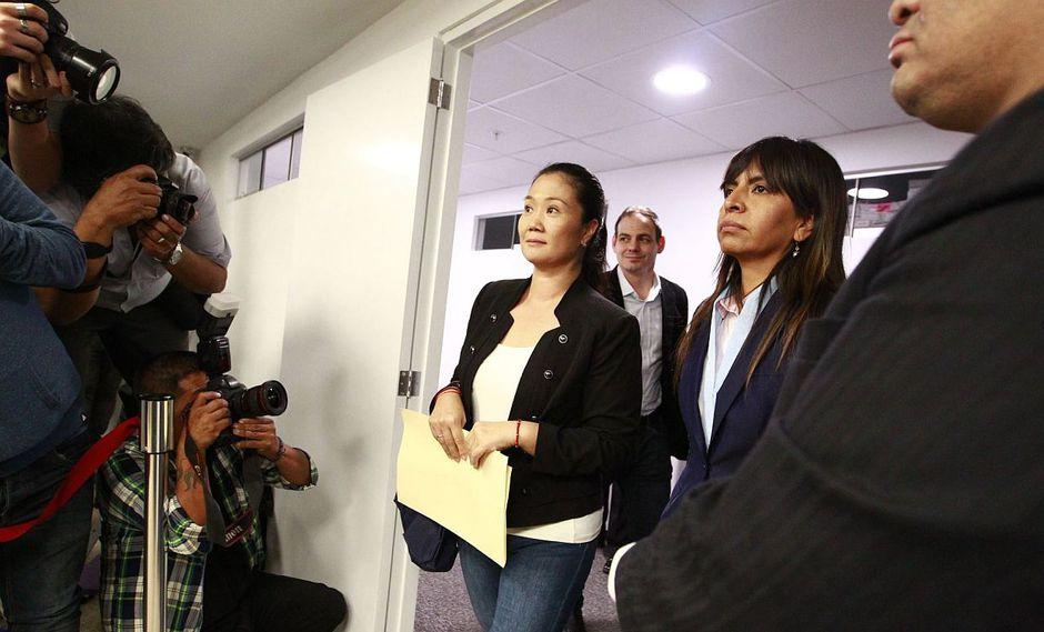 Keiko Fujimori cumple una prisión preventiva de 36 meses aprobada en dos instancias. (Foto: Difusión)