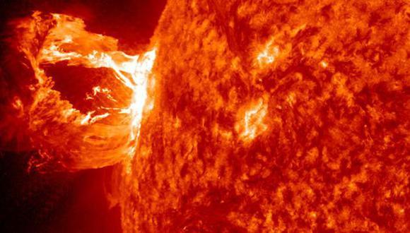 Llamarada solar extrema se dirige a la Tierra