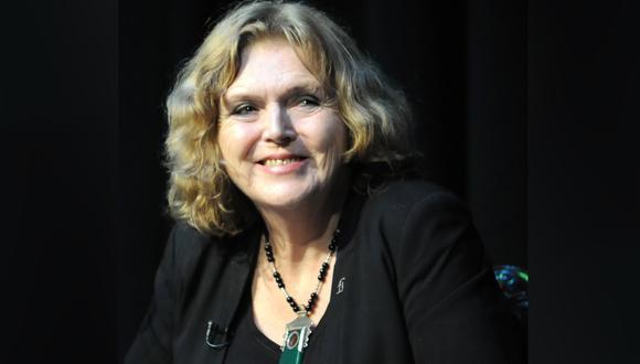 Relatora Especial de las Naciones Unidas Mary Lawlor. Foto: Front Line Defenders.