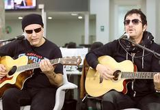 """Los Rancheros en una sesión acústica desde """"El Comercio"""""""