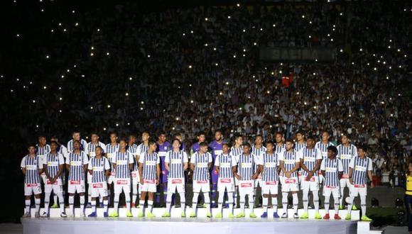 VER EN VIVO Alianza Lima vs. Barcelona de Guayaquil juegan hoy  y EN DIRECTO por la Noche Blanquiazul 2019 en el estadio Alejandro Villanueva. (Foto: USI)