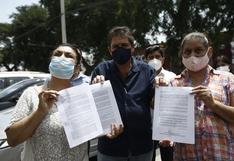 Facción de Somos Perú pide el retiro de las candidaturas de Daniel Salaverry y Martín Vizcarra