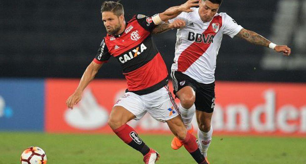 River Plate y Flamengo se enfrentarán el próximo 23 de noviembre. (Foto: AFP)