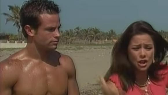 Rafael Puente Júnior tuvo una etapa como actor de telenovelas en Televisa que pocos recuerdan (Foto: Televisa)