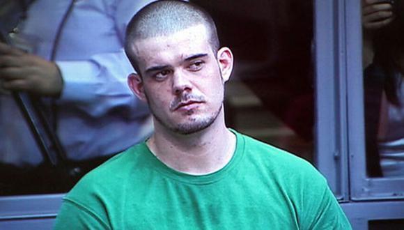 Esposa de Van der Sloot ahora denuncia que lo golpean en penal