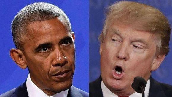 """Obama advierte a Trump: """"Putin no es de nuestro equipo"""""""