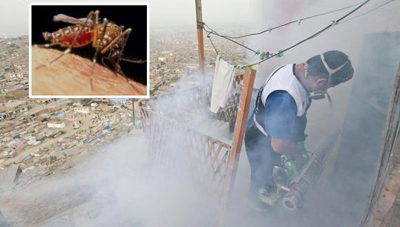 Zika: Minsa declara alerta verde en 20 regiones del Perú