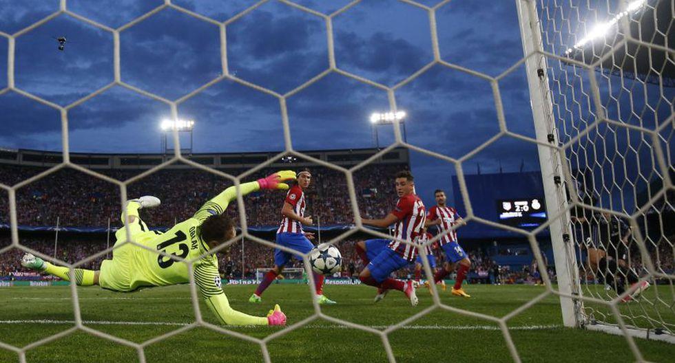 CUADROxCUADRO de la jugada antológica de Benzema y gol de Isco - 18