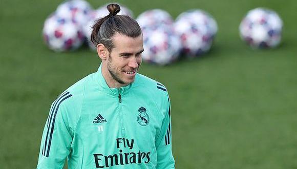 Bale alista su retorno en Champions League. (Foto: AFP)
