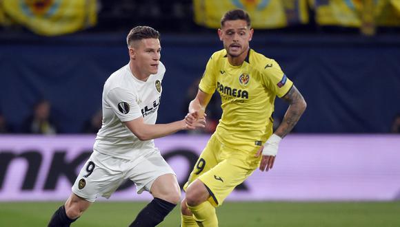 Valencia vs. Villarreal EN VIVO: este jueves por cuartos de final de la Europa League. (Foto: AFP)