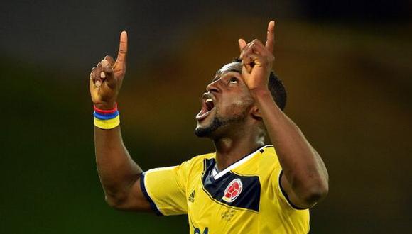 Atlético de Madrid anunció el fichaje de Jackson Martínez