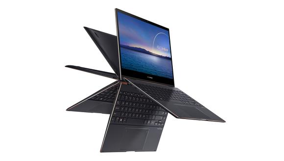 Así es la Asus Zenbook Flip S UX371. (Imagen: Asus)