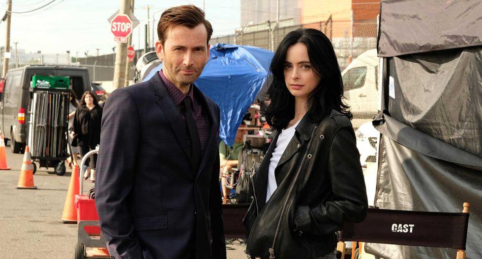 """Jessica Jones"", temporada 2—8 de marzo. (Foto: Netflix)"