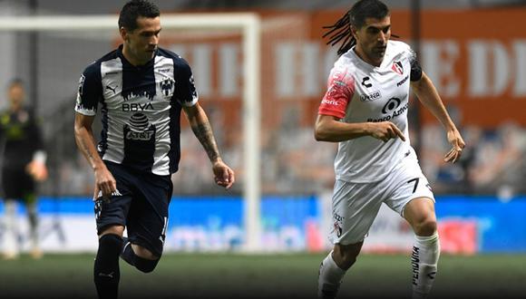 Monterrey y Atlas empataron 1-1 en el duelo por la Liga MX | Foto: @atlasfc