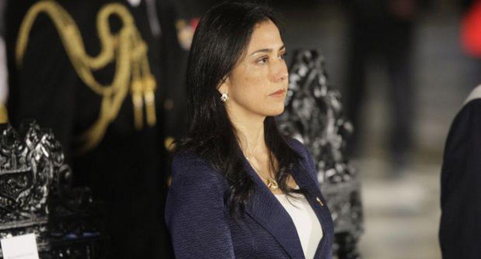 La exprimera dama Nadine Heredia es investigada por el equipo especial Lava Jato. (Foto: El Comercio)