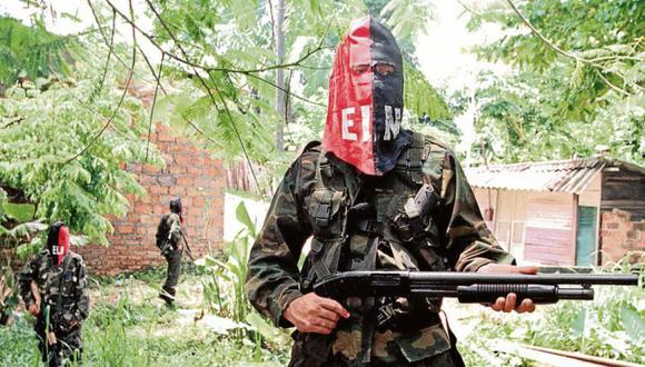 """Los dos capturados """"desarrollaban actividades de espionaje en zona rural del municipio de Tame, departamento de Arauca"""", aseguró el ELN. (Foto: EFE)"""