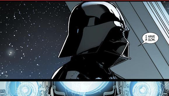 Star Wars: la historia de cómo Darth Vader descubrió la existencia de su hijo Luke Skywalker (Foto: Lucasfilm)