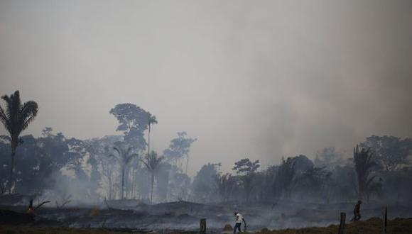 Fenómeno de El Niño: aumentaron incendios forestales en Brasil