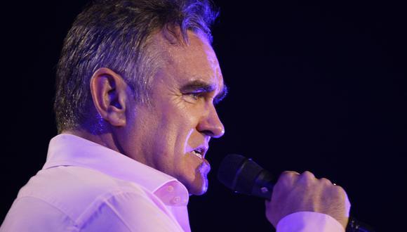 Morrissey (Foto: AP)