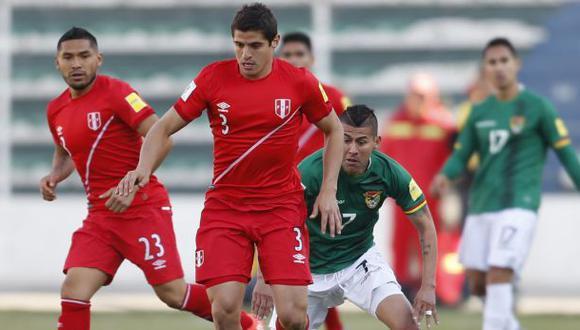 Selección peruana: FIFA le dio el triunfo y puntos ante Bolivia