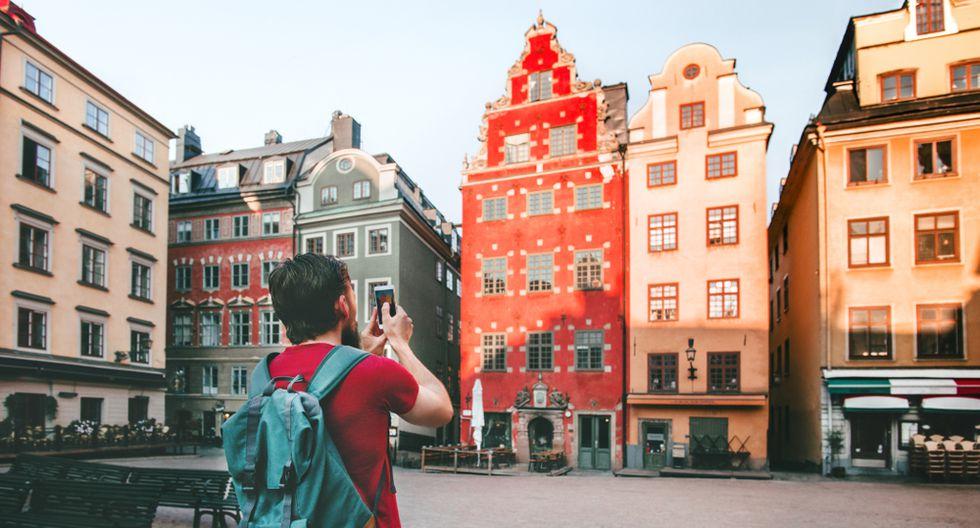 Estocolmo, Suecia. Opta por un tour guiado en bicicleta.Desde US$42 por tres horas.(Foto: Shutterstock)