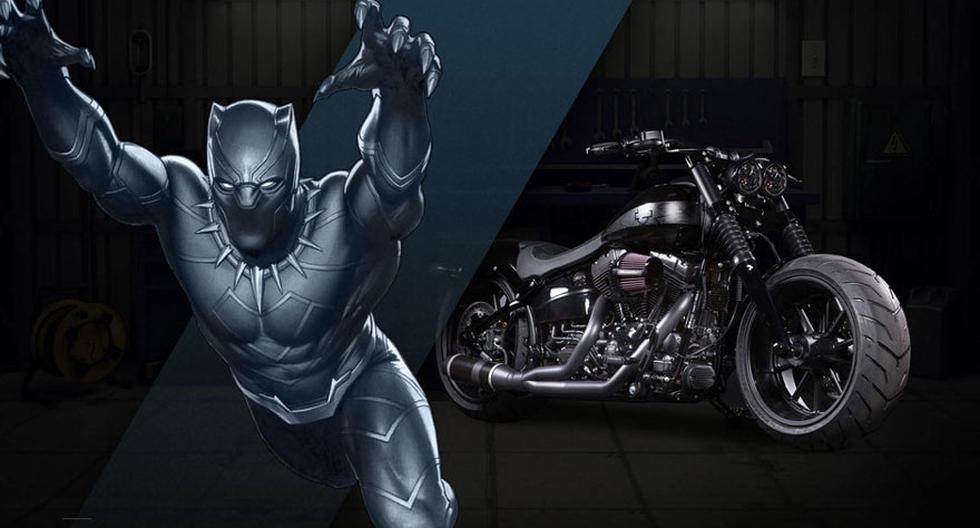 Marvel inspira nuevos modelos de motos Harley-Davidson [FOTOS] - 16