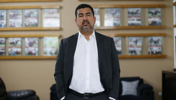 Carlos Moreno se pronunció sobre el levantamiento de su registro como administrador concursal de Universitario. (Foto: GEC)