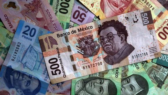 El peso mexicano operaría a 20,04 por dólar en un año, según la mediana de los economistas que participaron en el sondeo. (Foto: Reuters)