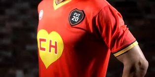 FIFA 20 presentó la camiseta inspirada en el Chapulín Colorado