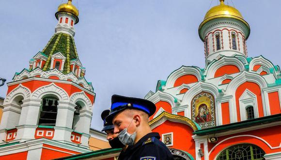 Coronavirus en Rusia | Últimas noticias | Último minuto: reporte de infectados y muertos sábado 19 de se9tiembre del 2020 |  (Foto: Yuri KADOBNOV / AFP).