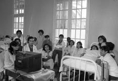 El partido de España 82 que cerró colegios y bancos en Lima y llevó esperanza a todos los hospitales del país