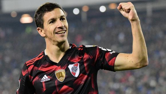 Nacho Fernández fue parte vital de los títulos obtenidos por el River Plate de Marcelo Gallardo. (Foto: Marca)
