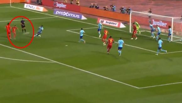 Holanda vs. Bélgica: desborde de Hazard y misil de Mertens para el 1-0 por amistoso | VIDEO. (Foto: Captura de video)