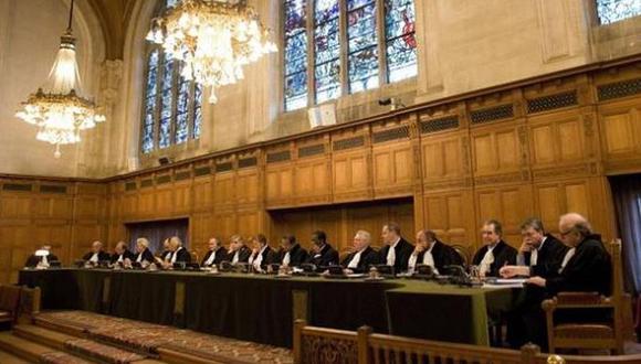 """El tribunal ordenó a los dos países """"abstenerse de cualquier acción que pueda agravar o extender la disputa (...) o la haga más difícil de resolver"""". (Foto: EFE)"""