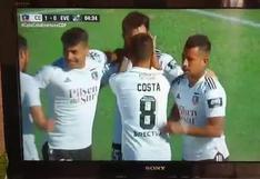 Colo Colo vs. Everton: Mouche y el 1-0 del 'Cacique' con gran participación de Gabriel Costa | VIDEO