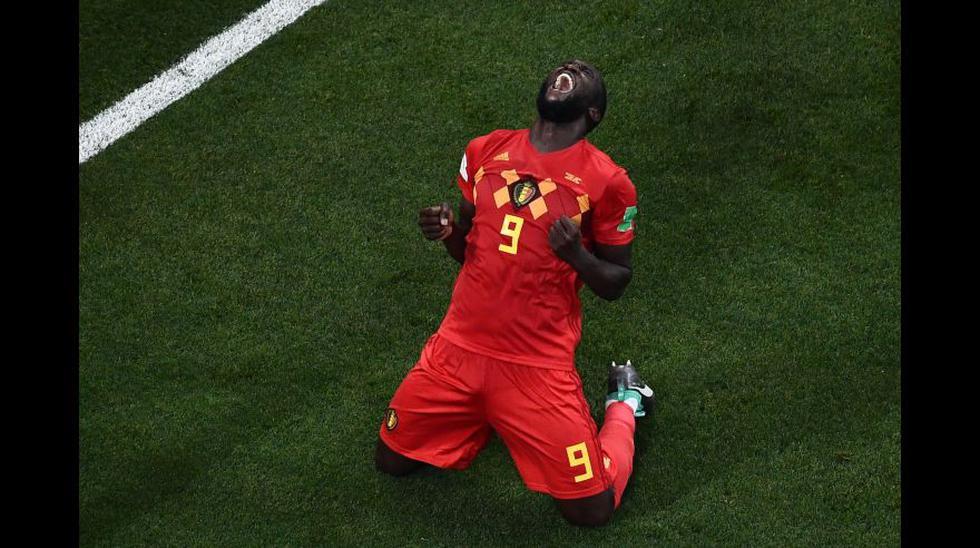 Romelu Lukau - goleador de Bélgica. (Foto: agencias)