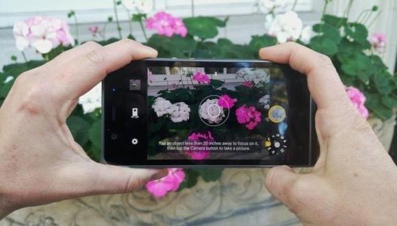 Kodak vuelve a intentar ganar lugar en el mercado de smartphone