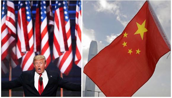 """""""Estados Unidos ha cambiado constantemente de idea y ahora lanzó una guerra comercial"""", dijo el Ministerio de Comercio de China en un comunicado."""