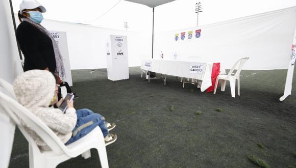 El JNE dispuso que los trámites para justificaciones y dispensas de pago de multas electorales se desarrollen de manera virtual a través de su página web | Foto: Referencial / El Comercio